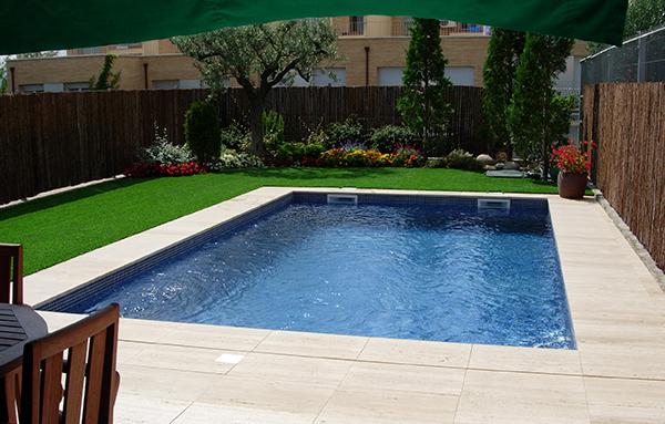 piedra coronacion piscina precio great jardin de piscina
